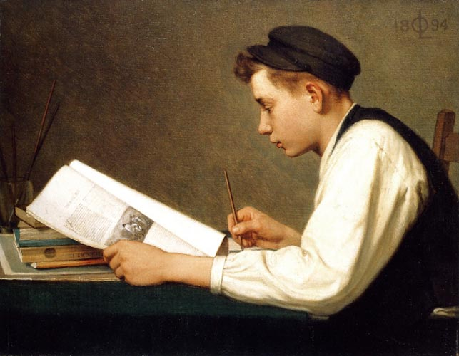 the_young_student_by_ozias_leduc2c_1894